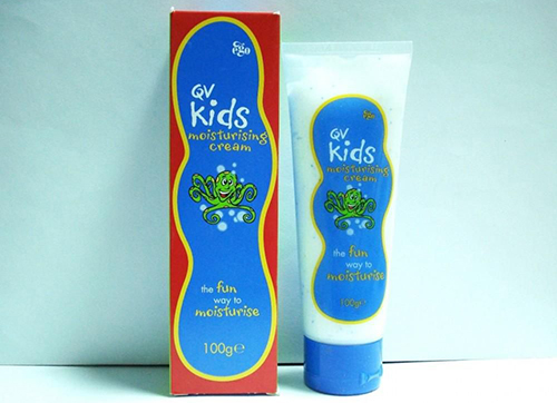 كريم كيو في QV KIDS MOISTURISING CREAM 100 GM
