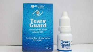 تيرز جارد قطرة Tears Guard Eye Drops