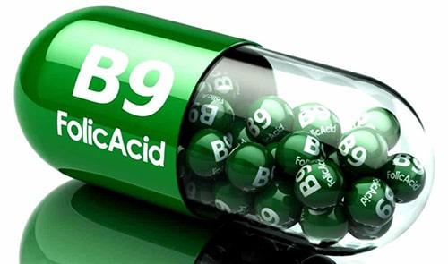 فيتامين Folik Acid B9