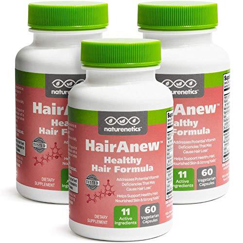 فيتامين الشعر HairAnew